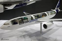 除了波音和空客,还有哪些全货机?