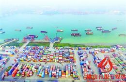 佛山港港区调整为五大港区 功能和定位各有不同