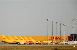 德国莱比锡哈勒机场货运量达100万吨,DHL货运量占比最大