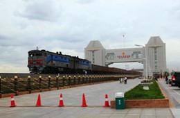 經滿洲里口岸進出境中歐班列達3000列