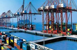 寧波舟山港— 年集裝箱吞吐量首進世界前三強 年貨物吞吐量連續全球十連冠
