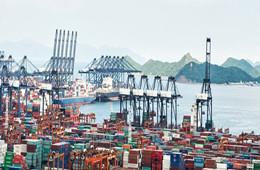 鹽田港集團2018年完成集箱吞吐量1438萬TEU