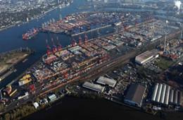 汉堡港海铁路联运创纪录 奠定欧洲最大海铁联运港地位