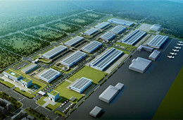 天津航空口岸大通关基地一期今年将建成并投入使用