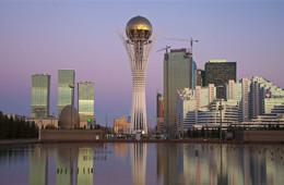 """哈萨克斯坦首都阿斯塔纳已改名为""""努尔苏丹"""",TSE机场随之改名"""